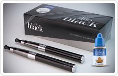 e-papieros TABAQUE duo Black
